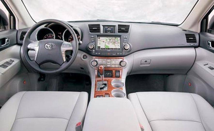 2008 Toyota Highlander - Slide 15