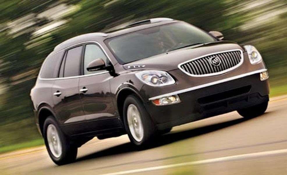 2008 Buick Enclave CXL AWD  Short Take Road Test  Car Reviews