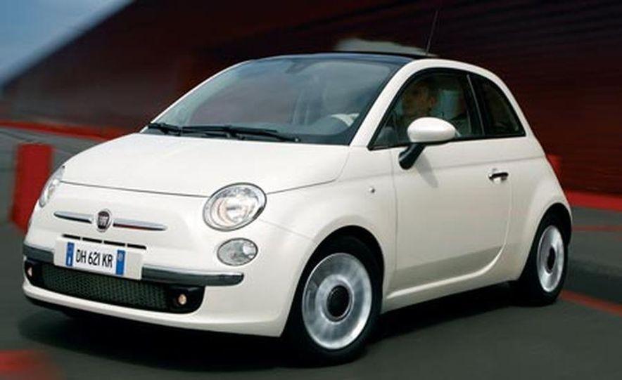 2008 Fiat 500 - Slide 1