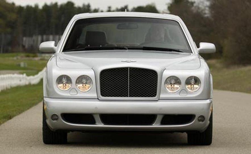 2007 Bentley Arnage T - Slide 4