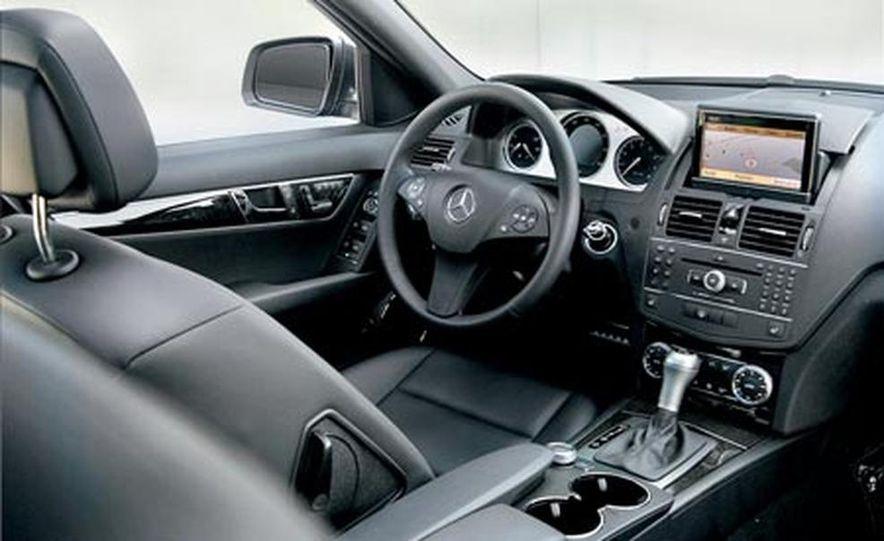 2008 Mercedes-Benz C350 Sport - Slide 12
