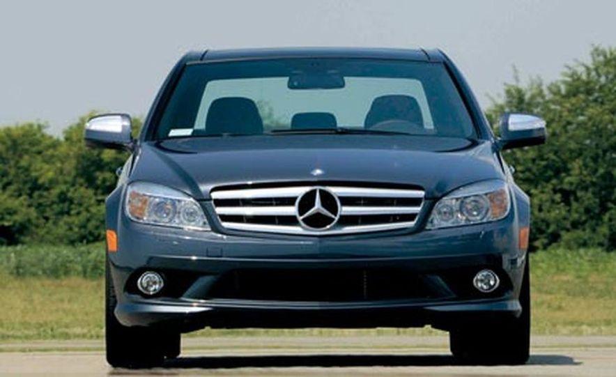 2008 Mercedes-Benz C350 Sport - Slide 7