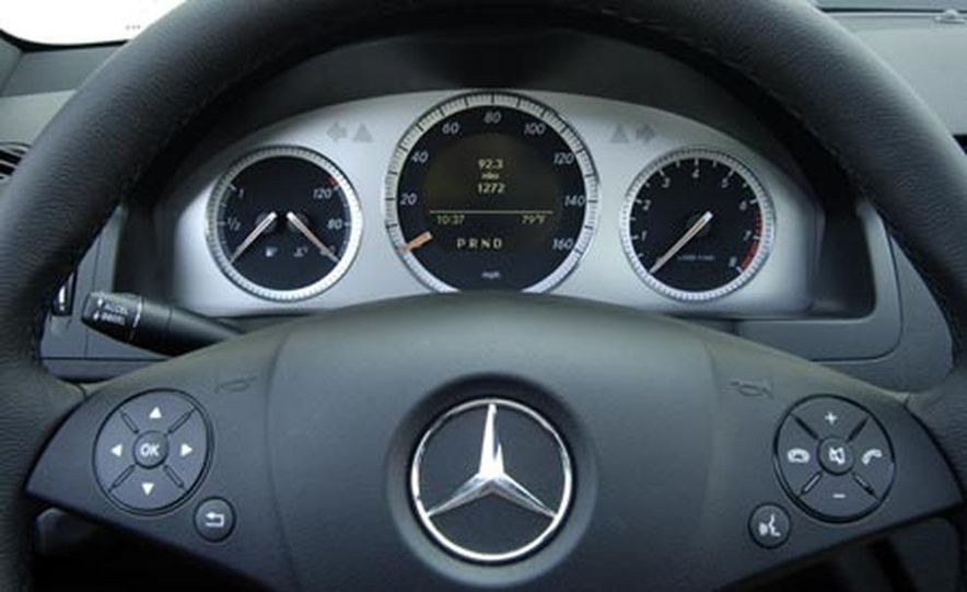 2008 Mercedes-Benz C350 Sport - Slide 14