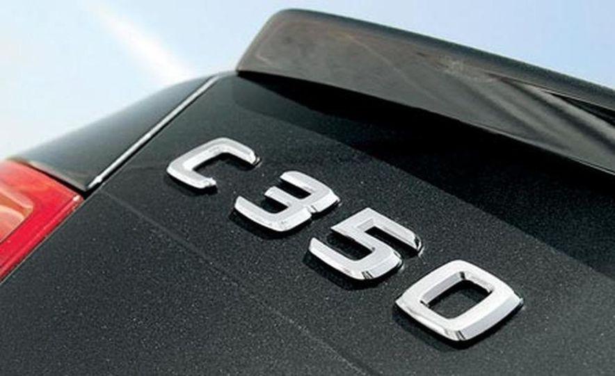 2008 Mercedes-Benz C350 Sport - Slide 18