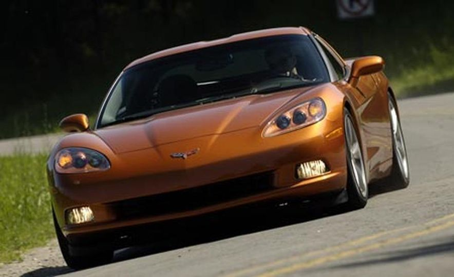2008 Chevrolet Corvette - Slide 1
