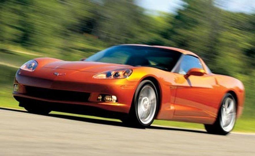 2008 Chevrolet Corvette - Slide 3