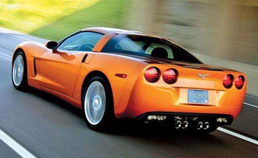 2008 Chevrolet Corvette - Slide 4