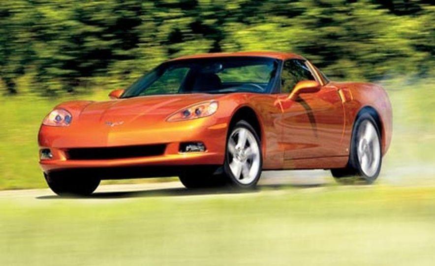 2008 Chevrolet Corvette - Slide 5