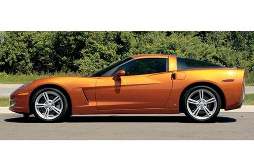 2008 Chevrolet Corvette - Slide 7