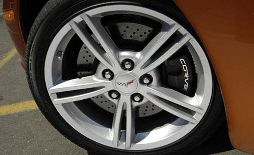 2008 Chevrolet Corvette - Slide 17