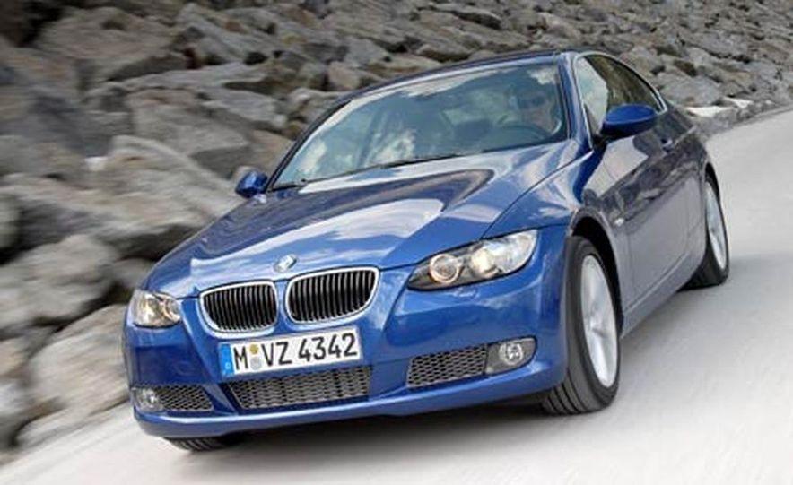 2007 BMW 335i coupe - Slide 1