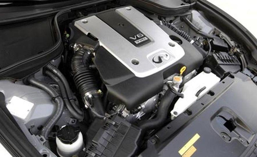 2008 Infiniti G37 Coupe - Slide 18