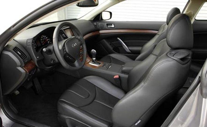 2008 Infiniti G37 Coupe - Slide 14