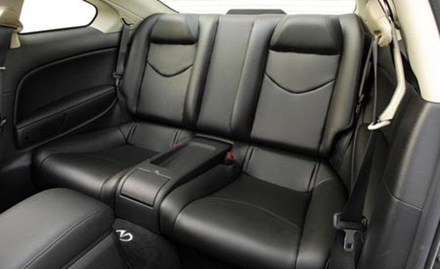 2008 Infiniti G37 Coupe - Slide 15
