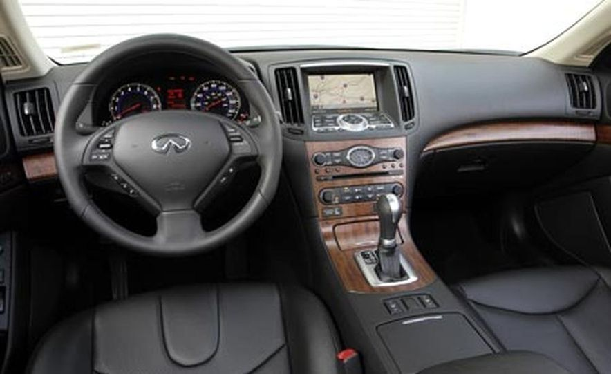 2008 Infiniti G37 Coupe - Slide 16