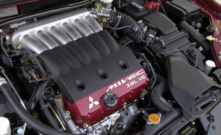 2007 Mitsubishi Galant Ralliart - Slide 7