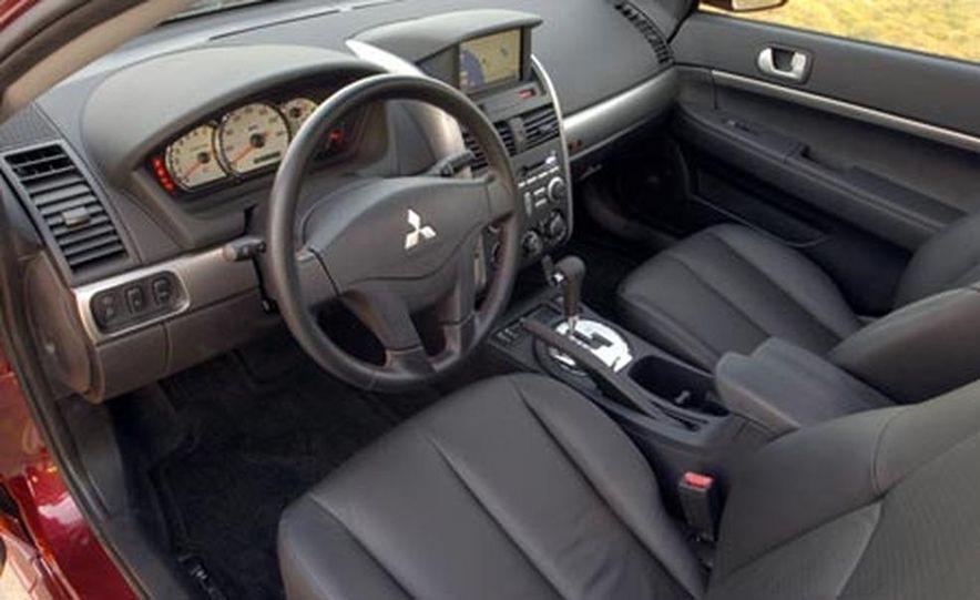 2007 Mitsubishi Galant Ralliart - Slide 11