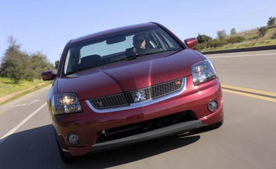 2007 Mitsubishi Galant Ralliart - Slide 5