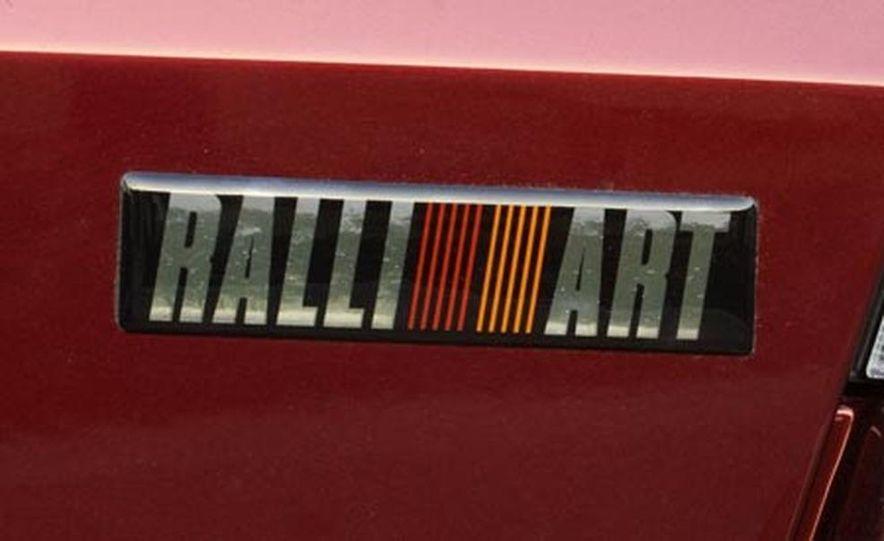 2007 Mitsubishi Galant Ralliart - Slide 14