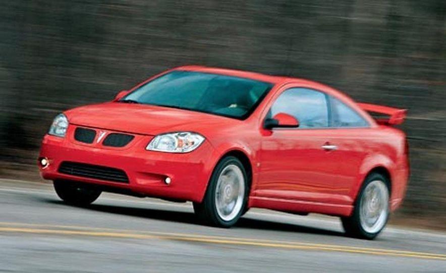 2007 Pontiac G5 GT - Slide 1