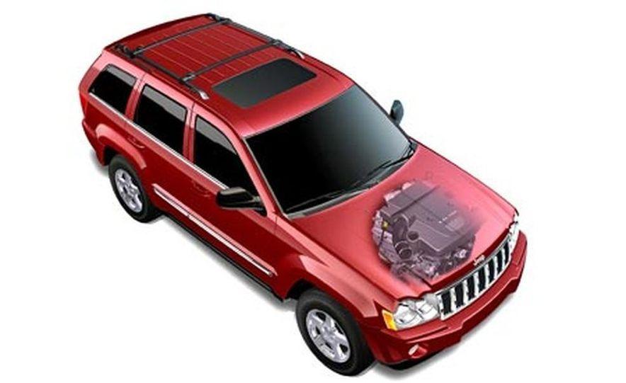 2007 Jeep Grand Cherokee CRD - Slide 1