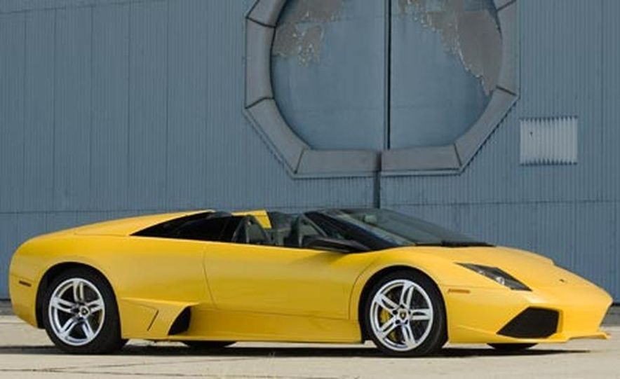 2007 Lamborghini Murcielago LP640 roadster - Slide 1
