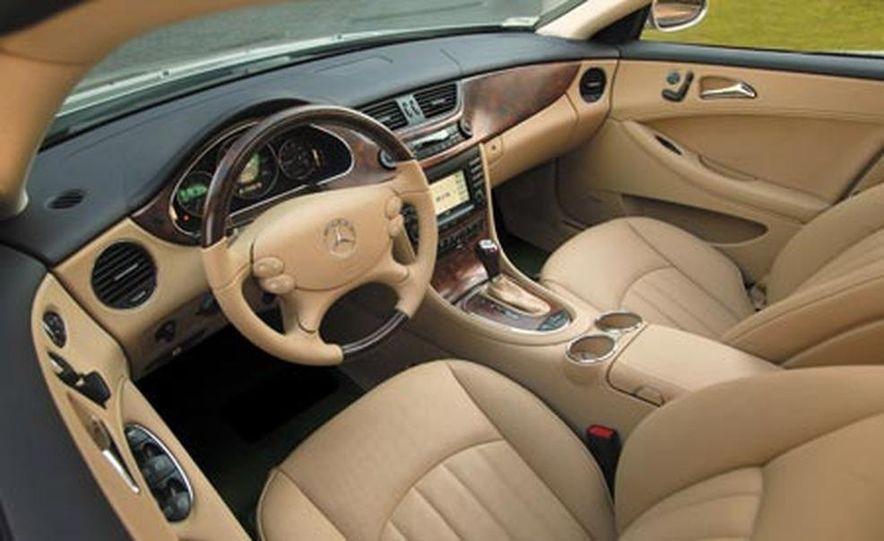 2007 Mercedes-Benz CLS550 - Slide 15