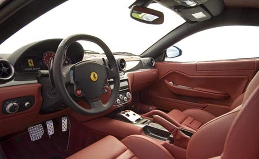 2007 Ferrari 599GTB Fiorano - Slide 15