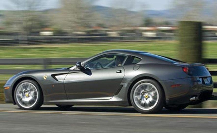 2007 Ferrari 599GTB Fiorano - Slide 8