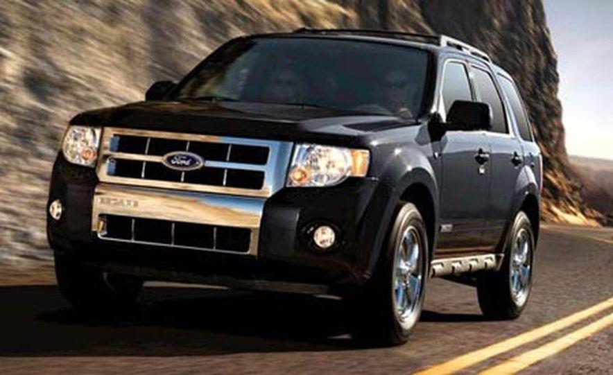 2008 Ford Escape - Slide 5