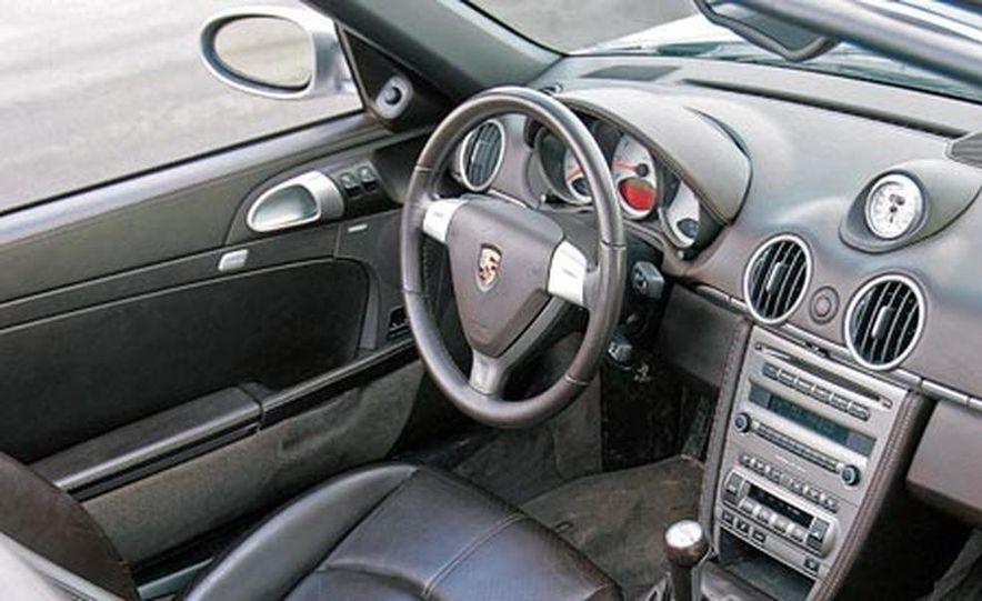 2005 Porsche Boxter S - Slide 14