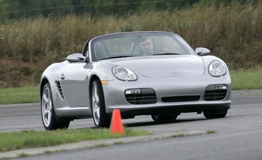 2005 Porsche Boxter S - Slide 2