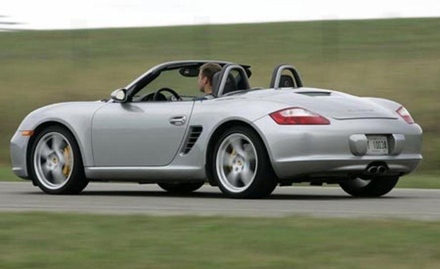 2005 Porsche Boxter S - Slide 3
