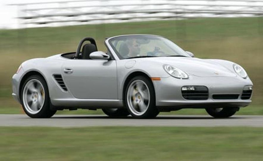 2005 Porsche Boxter S - Slide 4