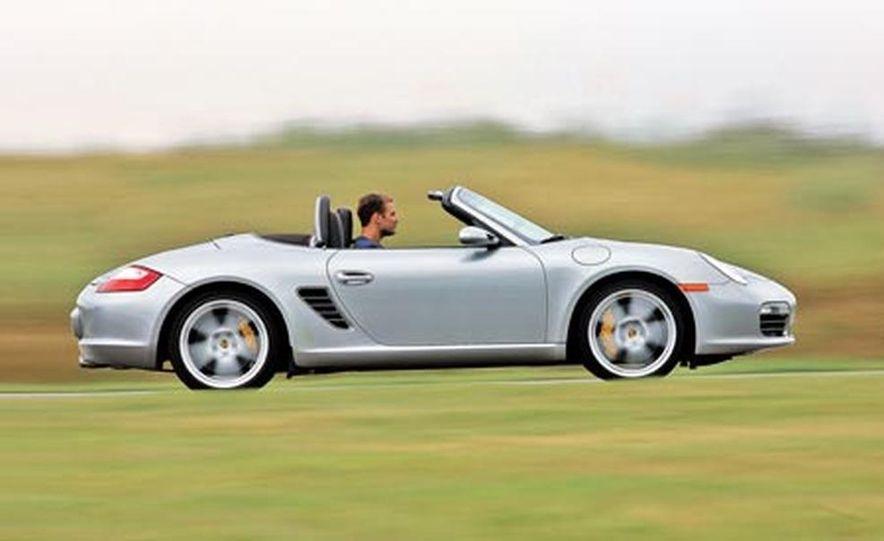 2005 Porsche Boxter S - Slide 8