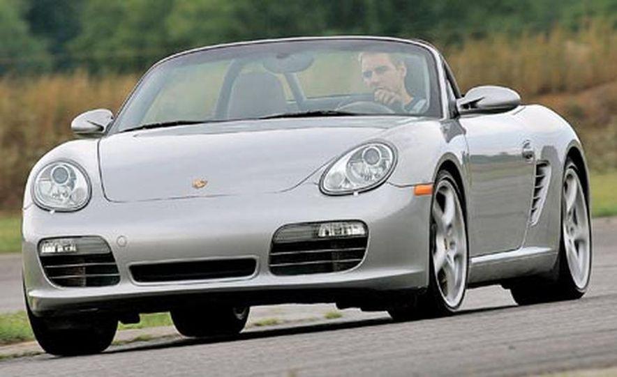 2005 Porsche Boxter S - Slide 9