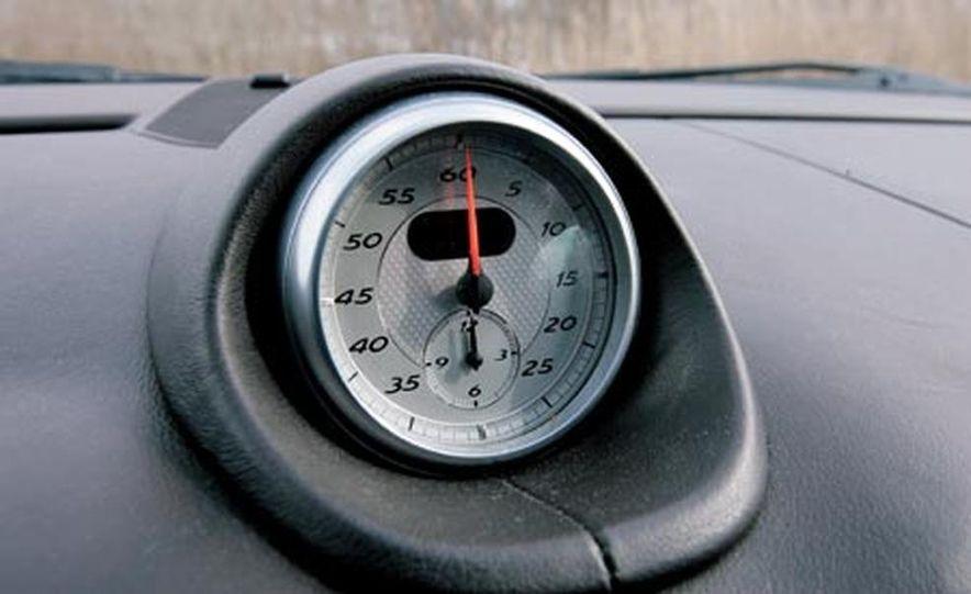 2005 Porsche Boxter S - Slide 17