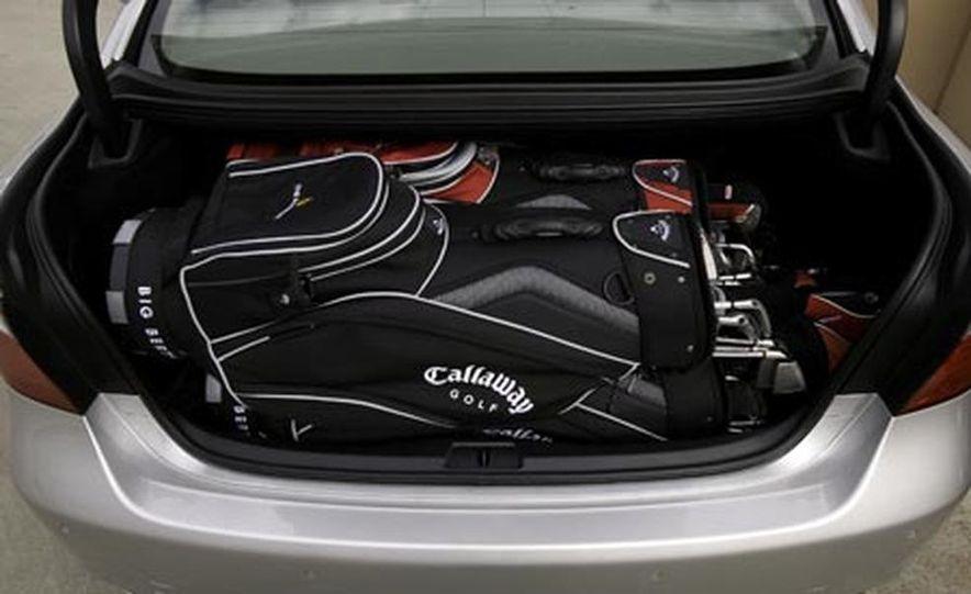 2008 Lexus LS600hL - Slide 16