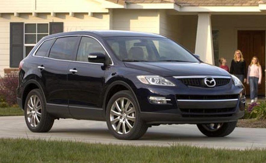 2007 Mazda CX-9 Touring - Slide 14