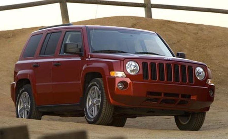 2007 Jeep Patriot Sport 4x4 - Slide 1