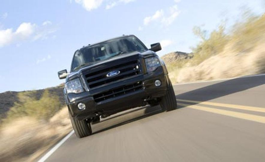 2007 Ford Expedition - Slide 1