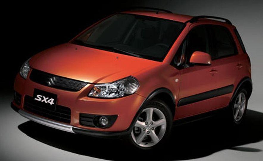 2007 Suzuki SX4 - Slide 1