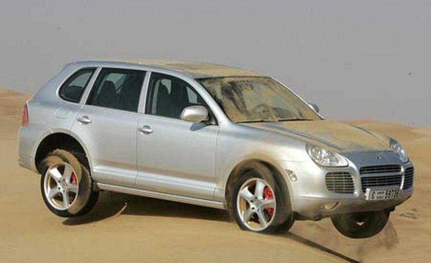 2006 Porsche Cayenne Turbo S - Slide 6