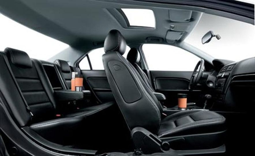 2007 Ford Fusion SEL - Slide 15