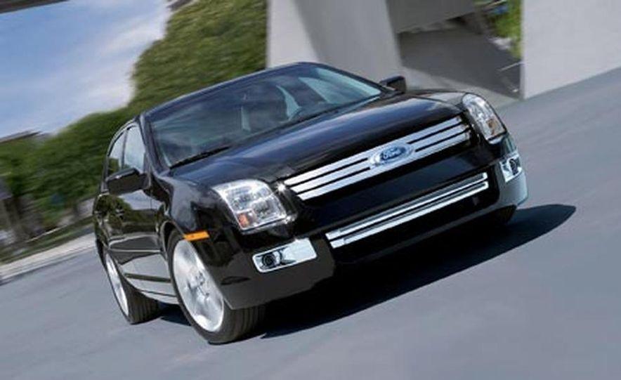 2007 Ford Fusion SEL - Slide 7