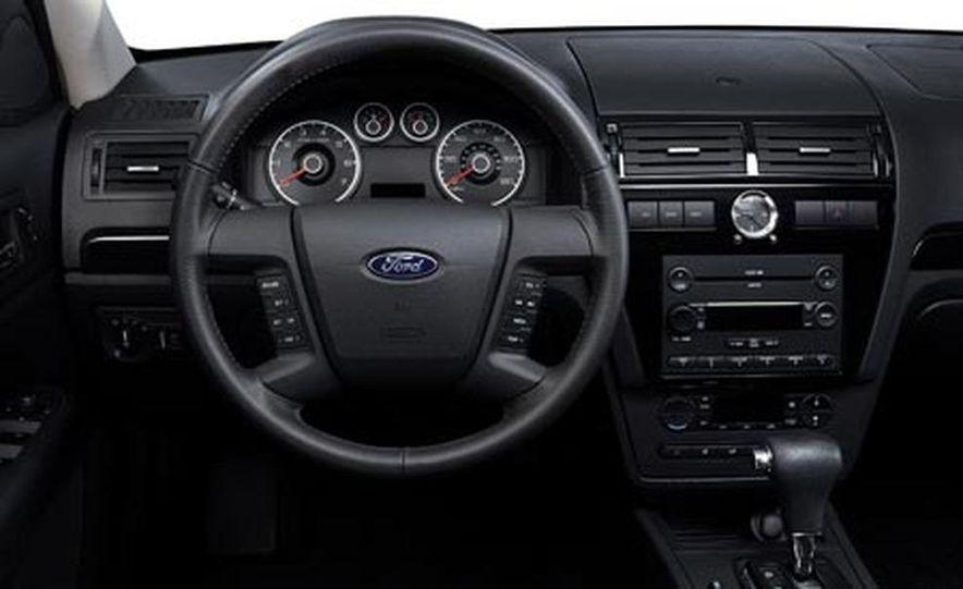 2007 Ford Fusion SEL - Slide 6