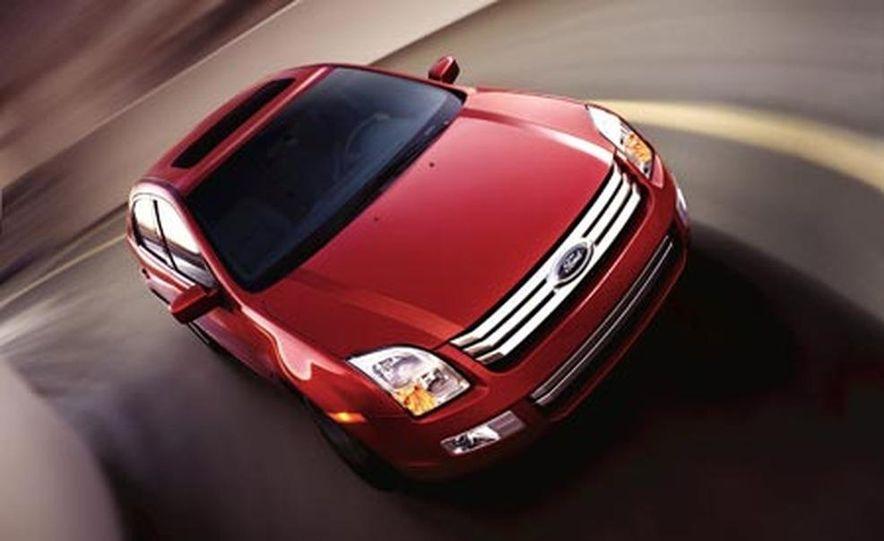 2007 Ford Fusion SEL - Slide 1