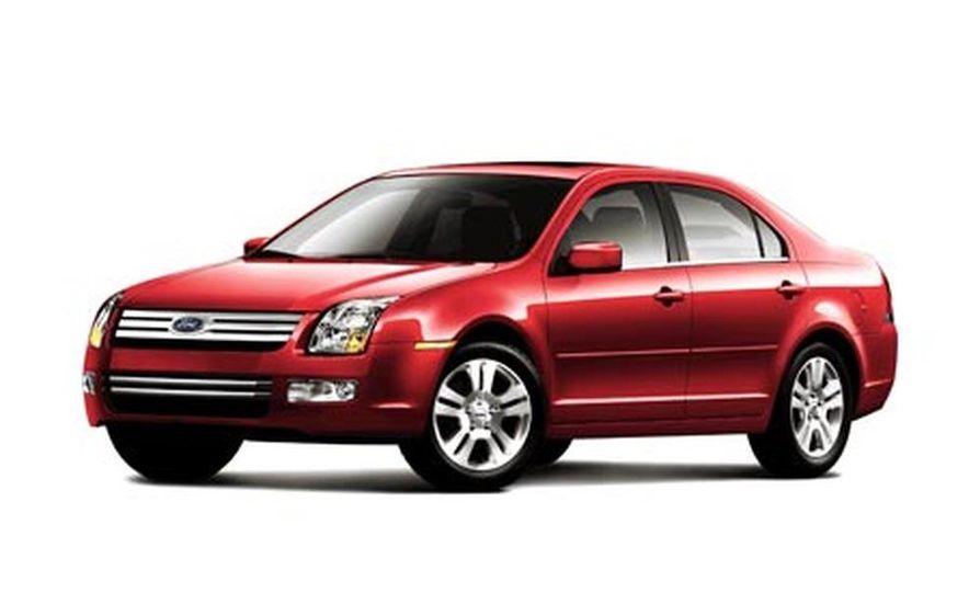 2007 Ford Fusion SEL - Slide 2
