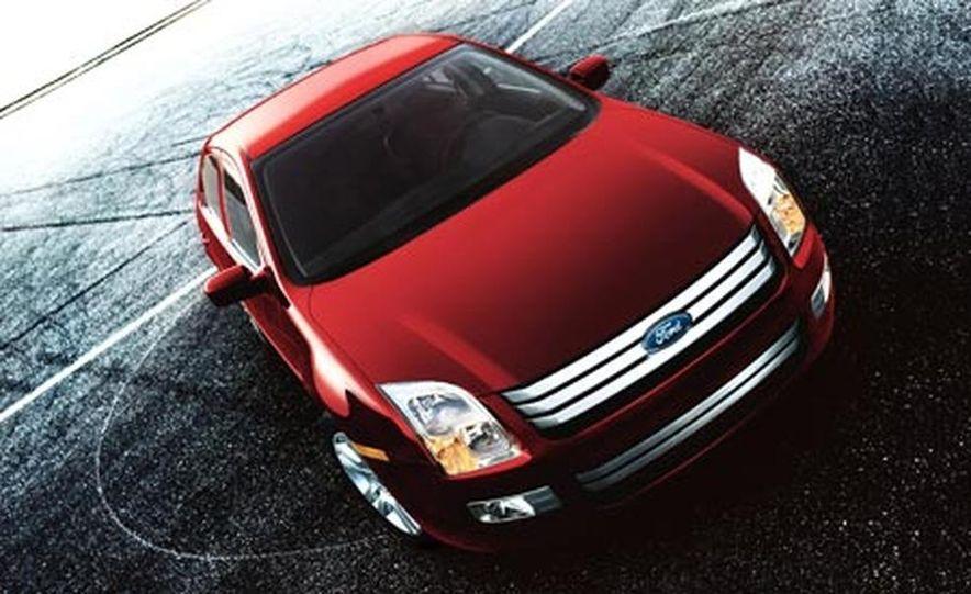 2007 Ford Fusion SEL - Slide 4