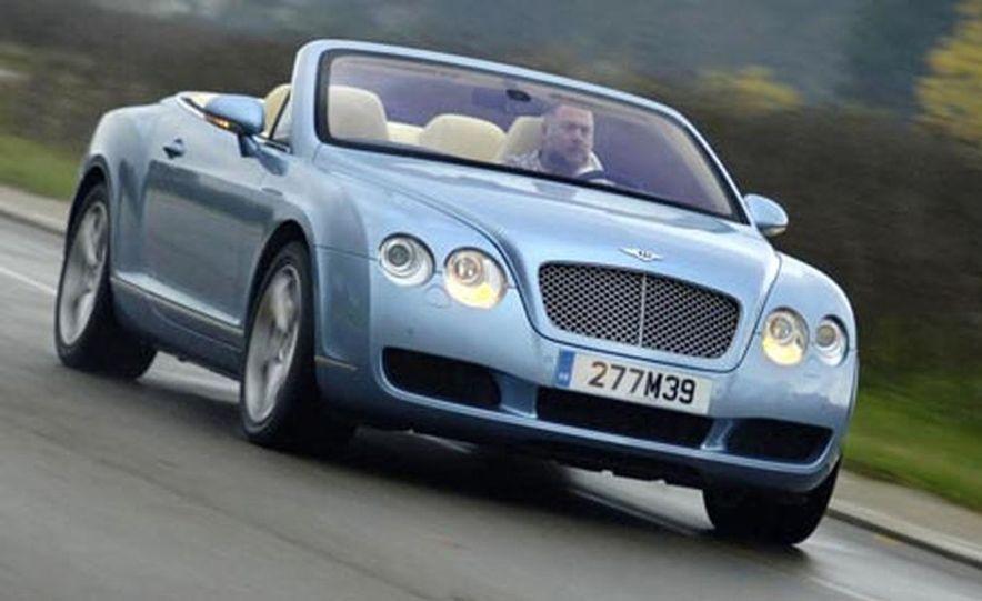 2007 Bentley Continental GTC - Slide 1